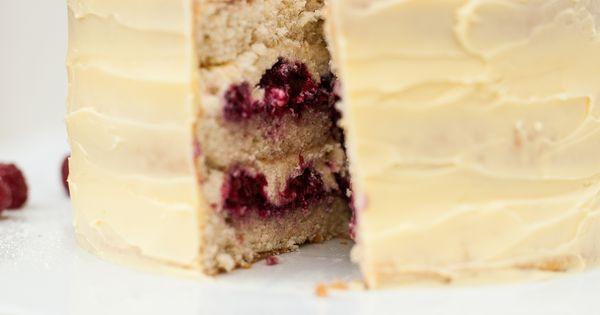 Frostbitten Raspberry Cake | Recipe | Mascarpone, Cakes and Cream