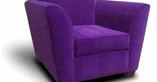 sill n morado purple armchair lila purple pinterest
