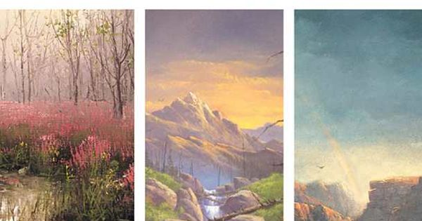 Secrets Of Acrylic Landscapes Start To Finish Essential