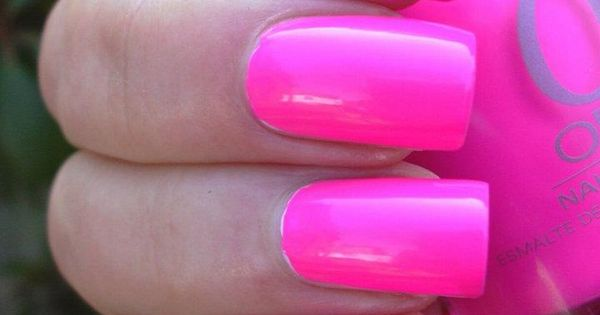 Beach Cruiser from Feel The Vibe collection ORLY...perfect summer color