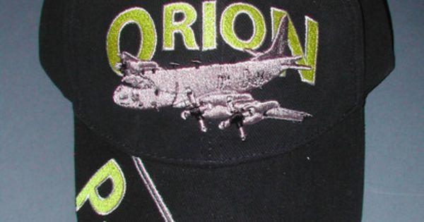 Lockheed P 3 Orion Navy Patrol Squadron Cotton Embroidered