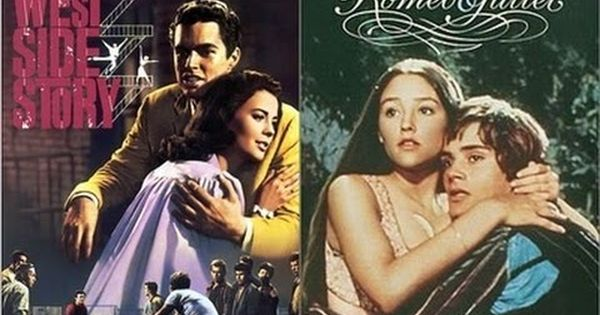 Romeo And Juliet Vs West Side Story Youtube West Side Story Romeo And Juliet Story
