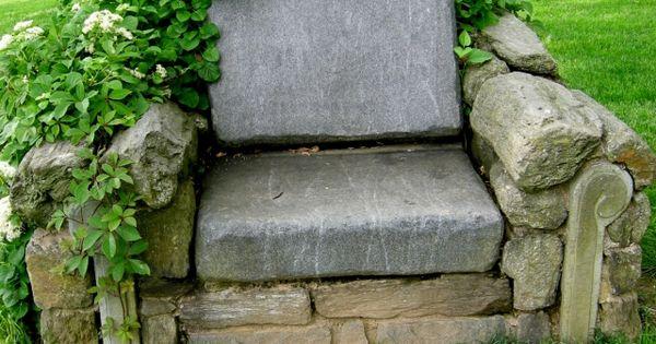 garten trockenmauer naturstein rock wall garten skulpturen selber machen m bel stein. Black Bedroom Furniture Sets. Home Design Ideas