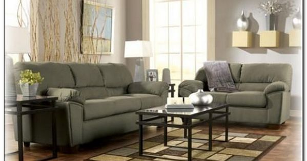 Sage Green Sofa Decorating Ideas Green Couch Living Room Couches Living Room Living Room Sets