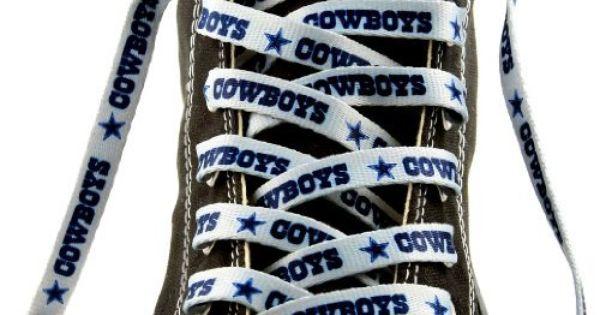 Dallas Cowboys Shoe Laces