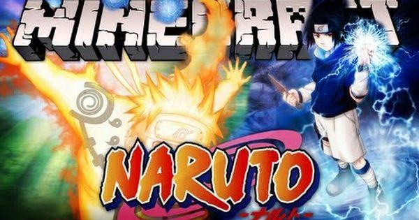 Naruto Mod 1 7 10 Minecraft Org Minecraft Mods Minecraft