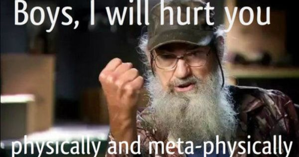 duck dynasty quotes - Google Search UncleSi