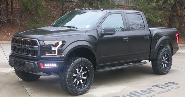 2017 F250 Lifted >> 2017 Ford Raptor with 20in Fuel Nutz Wheels and Toyo Open Country MT Tires with Full Custom Wrap ...