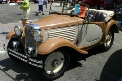 1932 American Austin The American Austin Car Company The Company