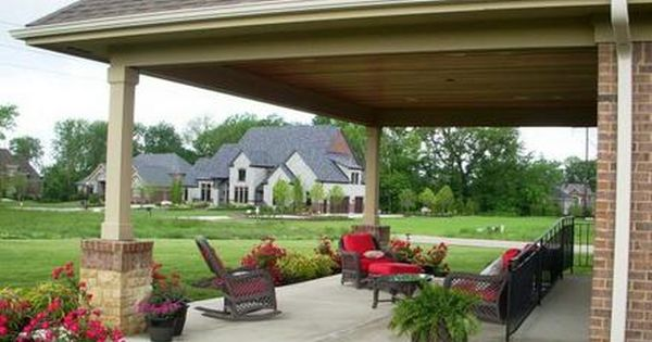 Covered Patio Ideas On A Budget Covered Patio Ideas End