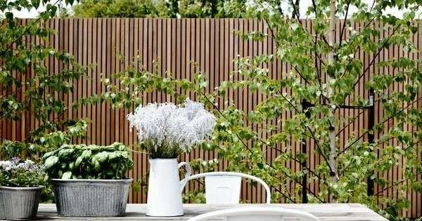95 Id Es Pour La Cl Ture De Jardin Palissade Mur Et Brise Vue Arri Re Cours Design Et Escrime