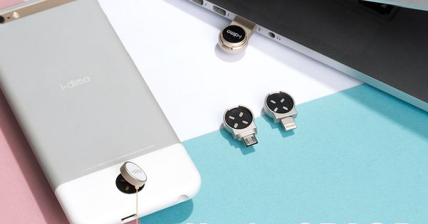 idime – First Magnetic, Dime-Sized iPhone Storage ...