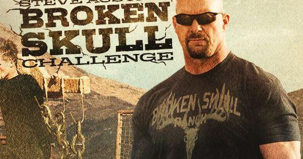Steve Austin S Broken Skull Challenge Is Set To Return To Cmt For Its Fourth Season Find Out More Steve Austin Stone Cold Steve Fitness Motivation Inspiration