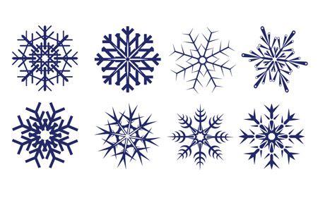 34+ Snowflakes vector ideas in 2021