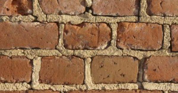 how to make a wall look like brick