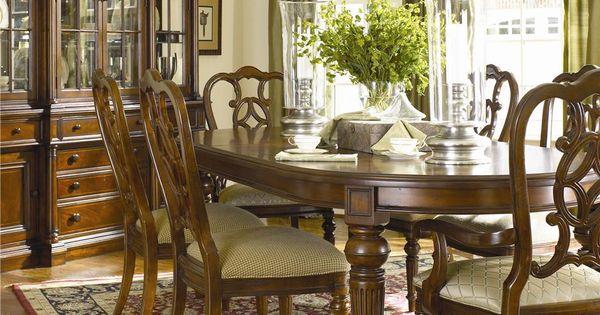 Fredericksburg Seven Piece Dining Set By Thomasville