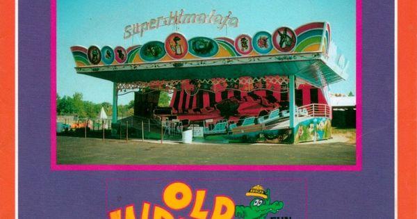 Old Indiana Fun Park Auction Indiana Fun Indiana Fun