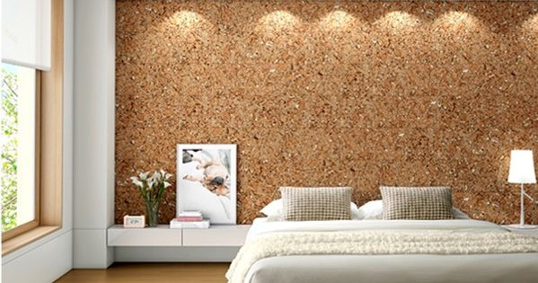 Paneles de corcho para paredes cabecero decoraci n - Paneles decoracion paredes ...