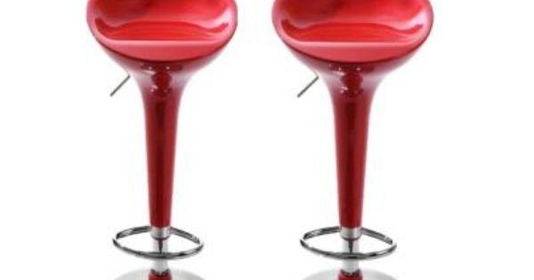 Tabourets De Bar Red Leguide Com Tabouret De Bar Bar Jazz
