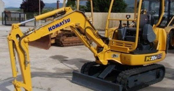 Free Best Komatsu Pc20r 8 Pc25r 8 Pc27r 8 Hydraulic Excavator Service Repair Manual Operation Maintenance Manu Hydraulic Excavator Komatsu Repair Manuals