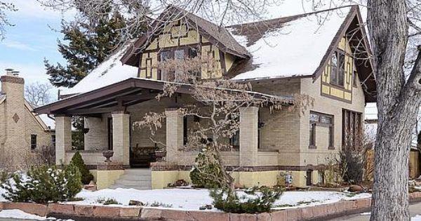 Oldhouses Com Historic Home Craftsman House Craftsman Bungalows Colorado Homes
