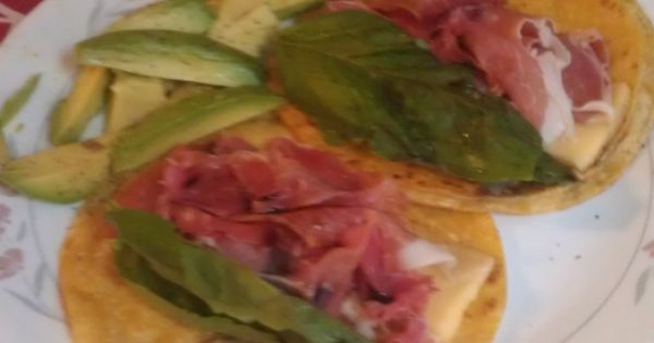 ... Free Meal Ideas | Pinterest | Roll Ups, Prosciutto and Corn Tortillas