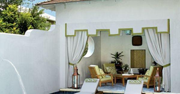 Pileta la casa ideal pinterest patio trasero para - Disenar mi propia casa ...