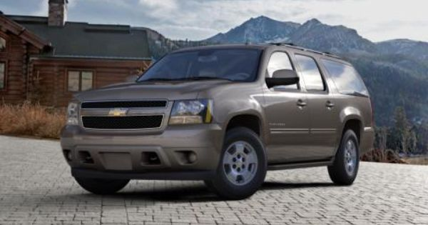 My Dream Vehicle Build Your Own Large Suv 2014 Suburban