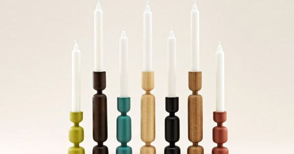 Lumberjack candle holders by simon legald for norman copenhagen my style - Normann copenhagen paris ...