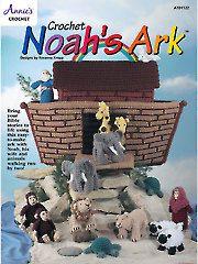 Noah S Ark Crochet Pattern Crochet Toys Patterns Noahs Ark Crochet Animals