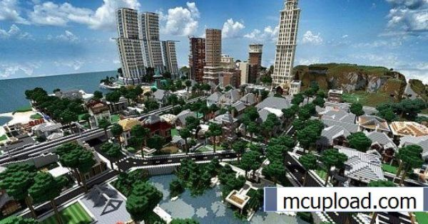World Of Keralis Epic Cities Map Minecraft Map Minecraft