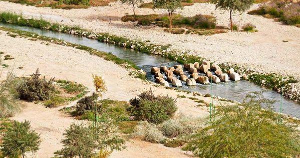 Wadi Hanifah Comprehensive Development Plan Landscape Performance Series Wadi Landscape Santa Barbara City College