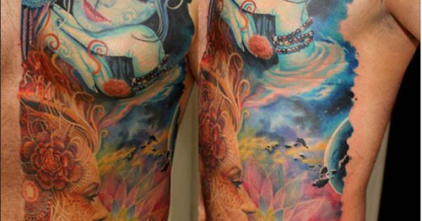 See not all aliens have to be scary inkedmagazine for Not of this world tattoo
