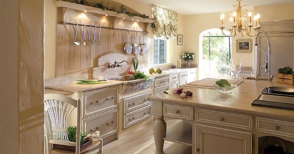 cuisine campagne sologne cuisine h ritage provence de tonge mougins d co pinterest. Black Bedroom Furniture Sets. Home Design Ideas