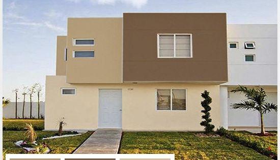 Colores para casas exteriores comex 8 colores exteriores for Colores para exteriores de casa
