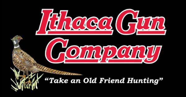 Ithaca Gun Company Logo | Gear I want | Pinterest | Logos ...