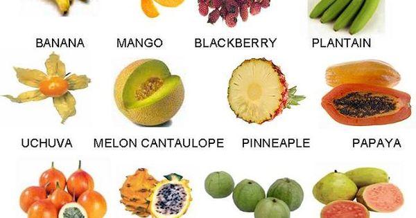 weird fruits dry fruits list