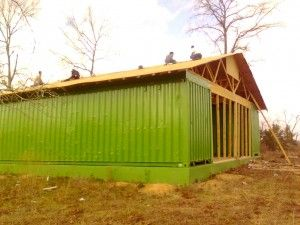 Shipping Containers To Survival Bunkers Ed That Matters Container House Shipping Container Homes Building A Container Home
