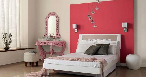 Chambre coucher id es peinture couleurs sico for Peinture chambre a coucher design