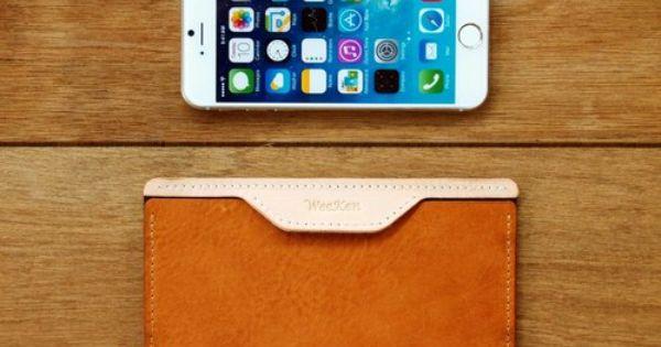 iphone 12mini se2 手工真皮手機殼套 客製英文刻印 禮物包裝 weeken 維肯生活 手機殼 手機套 pinkoi leather accessories leather electronic products