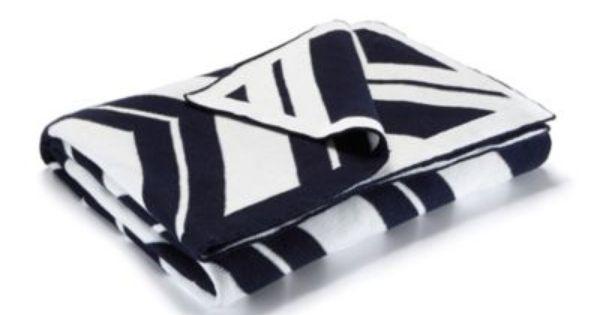 Chevron Stripes Throw Blanket Pillows Throws Home
