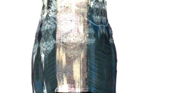 signia grote maten jurk open end met pailletten grote maten mode wondervol plus size. Black Bedroom Furniture Sets. Home Design Ideas