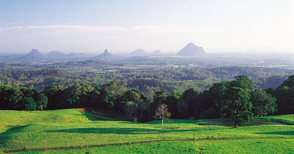 Glasshouse Mountains 1 Of The Most Picturesque Places To See In Queensland Beautiful