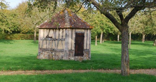Petit b timent colombages maisons pans de bois for Restauration maison normande