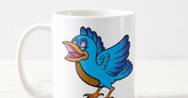 A Little Bird Told Me Coffee Mug Zazzle Com My Coffee Mugs Little Bird