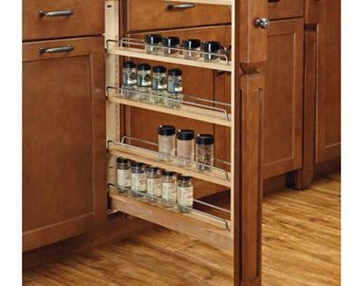 Rev-A-Shelf 432-BFBBSC Soft-Close Base Cabinet Fillers ...