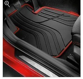 New Oem Bmw 4 Series All Weather Front Floor Mats Sport Line Find Out More About The Great Product At The Image Floor Mats Rubber Floor Mats Bmw Accessories