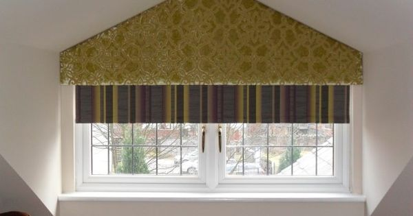Trapezoid Window Treatment Ideas Google Search Window