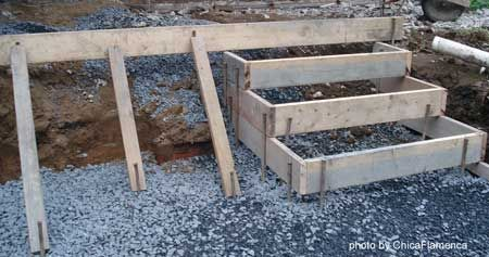 Concrete Porch Steps Concrete Floor Stain Concrete Flooring Concrete Porch Concrete Stained Floors Porch Steps