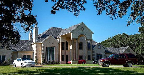 David & Tamela Mann House in TX.